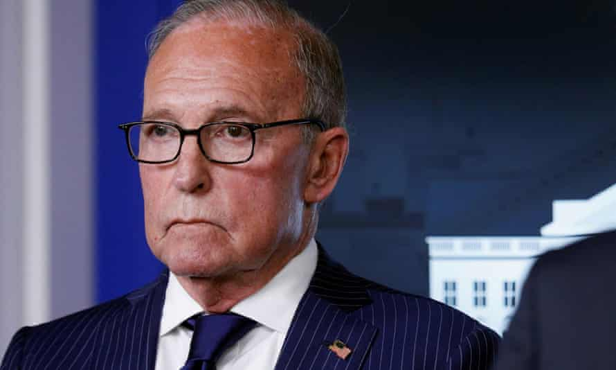 Larry Kudlow hosted shows on CNBC before joining the Trump administration as director of the national economic council.