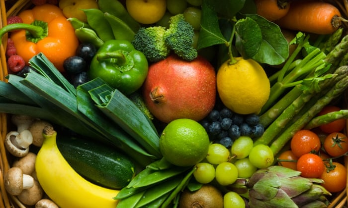Eating Vegetables improves healthy outlook