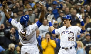 National League MVP candidate Christian Yelich has helped propel the Milwaukee Brewers into the playoffs for just the fifth time in franchise history.