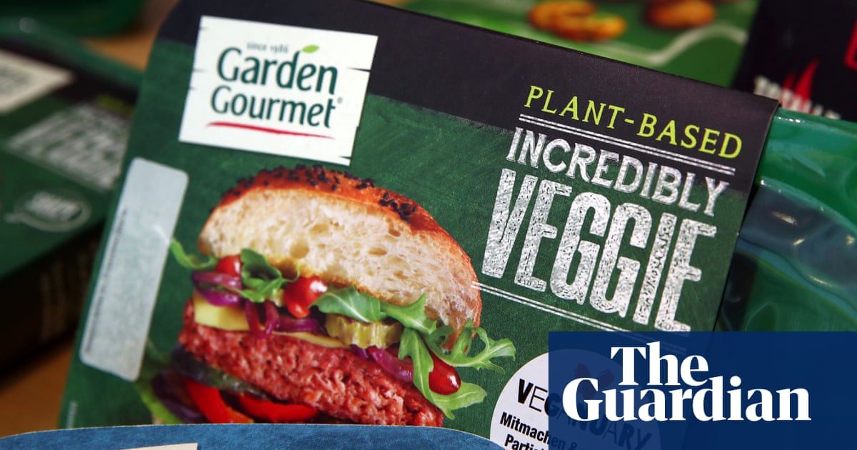 Battle over EU ban on 'veggie burger' label reaches key vote