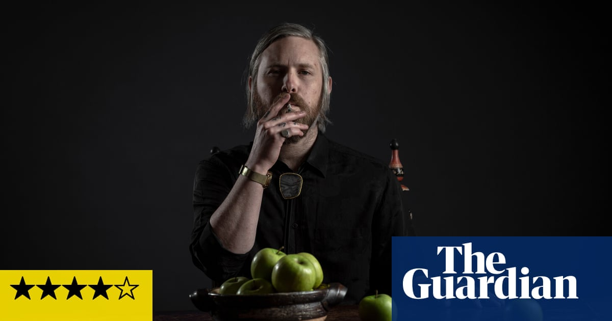 Blanck Mass: Animated Violence Mild review – grief, rage and transcendent electronica