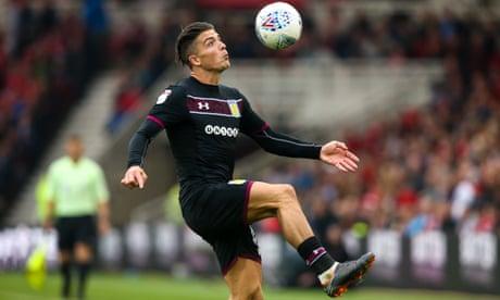 Jack Grealish has found his focus, says Aston Villa's Steve Bruce