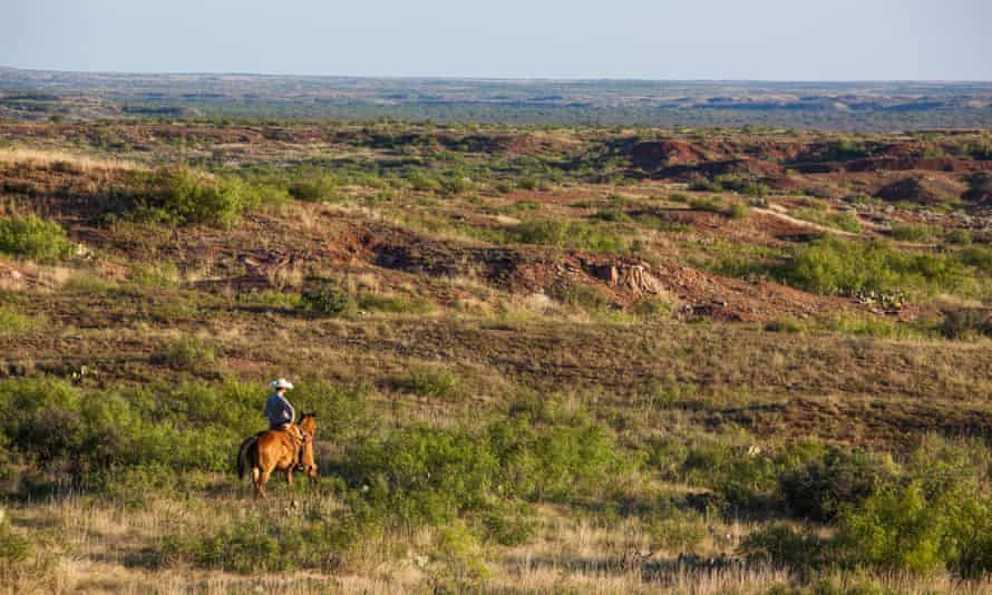 Waggoner Ranch, Texas