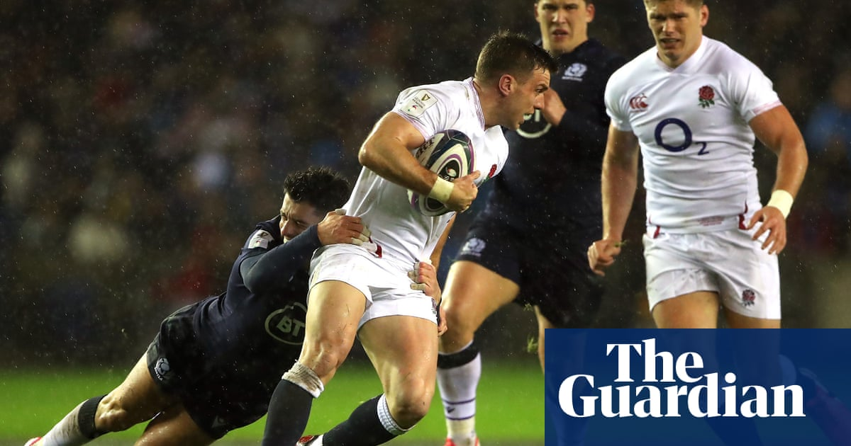 George Ford warns England: Irelands Farrell is a very competitive guy