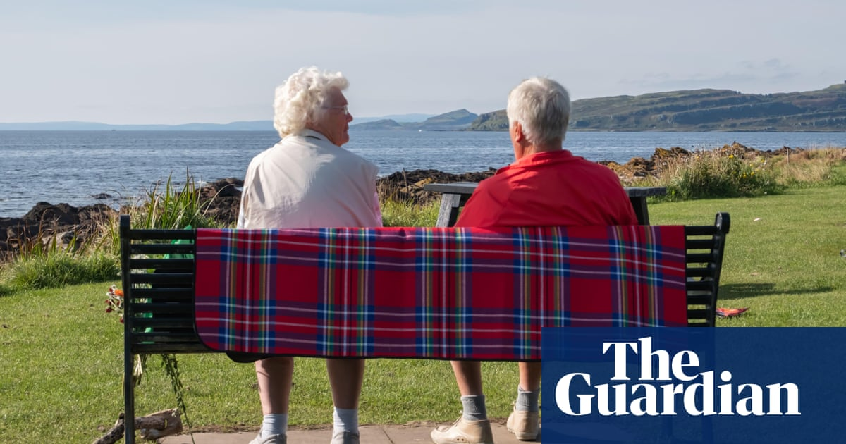 Share your experiences of getting married over the age of 65