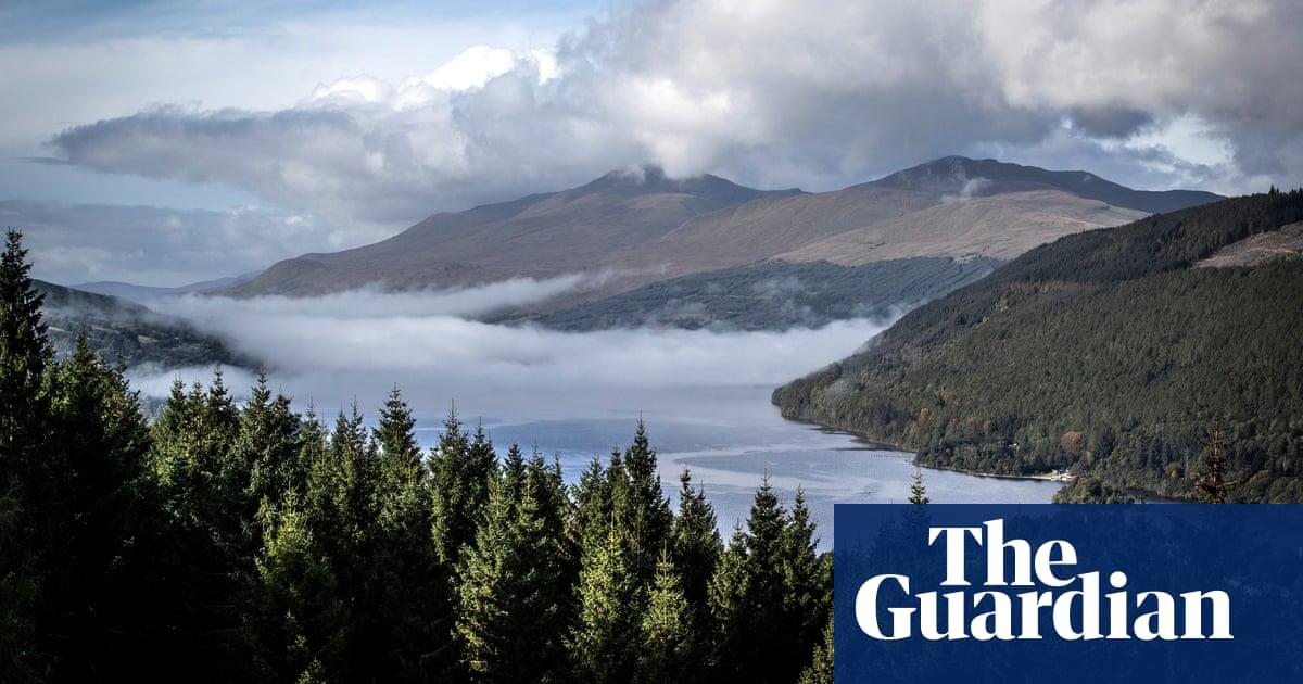 'Devastating' fire destroys recreated iron age dwelling on Loch Tay