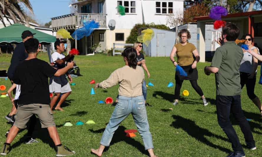 In recent years, taonga tākaro, or Māori games, have undergone a revival in New Zealand.