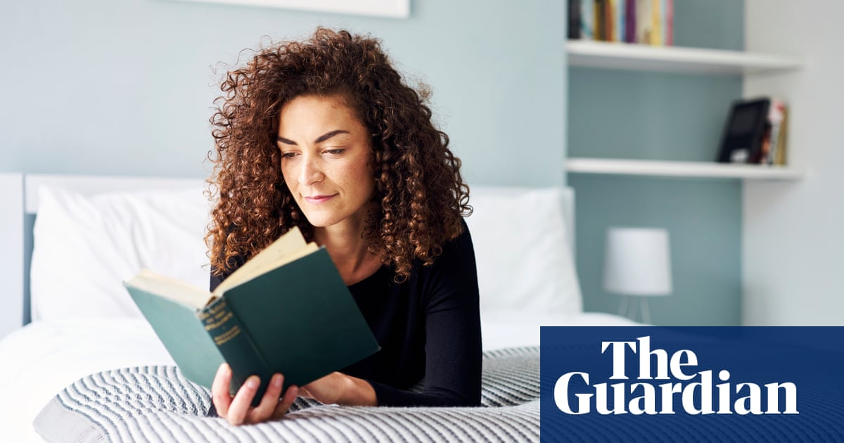 Try a novella and ditch your snobbery: five ways to read more books