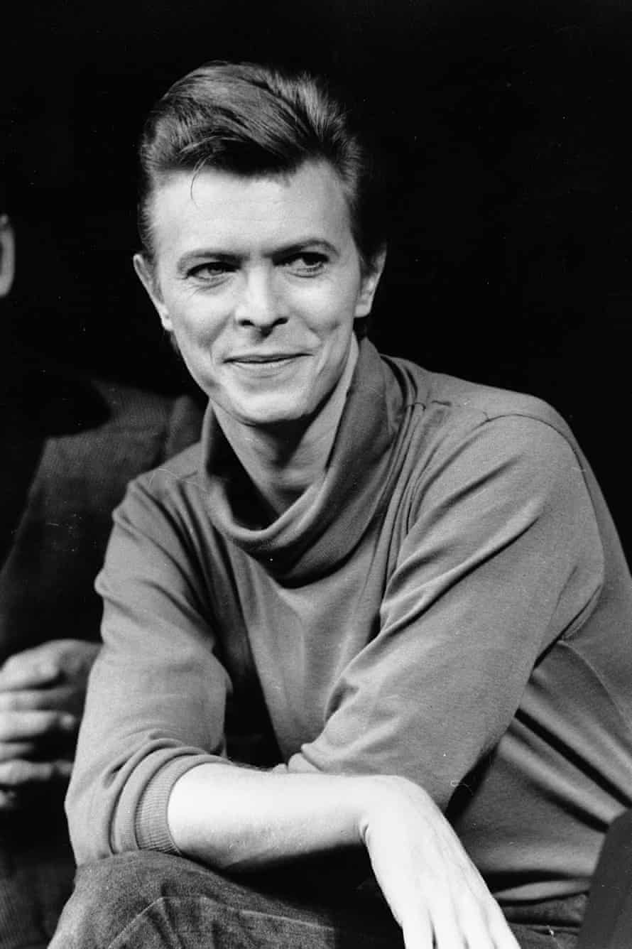 Bowie in 1980.