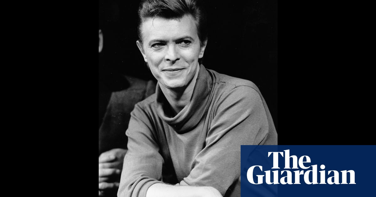 Teenage Wildlife: inside the song about Bowie's midlife crisis