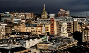 Glasgow, where two of the four firms at the centre of the Azerbaijani Laundromat were set up.