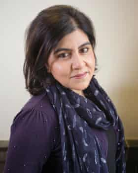 Lady Sayeeda Warsi ... 'Beds are work in our family.'