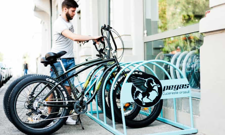 Pegas bikes in their revived new designs and look