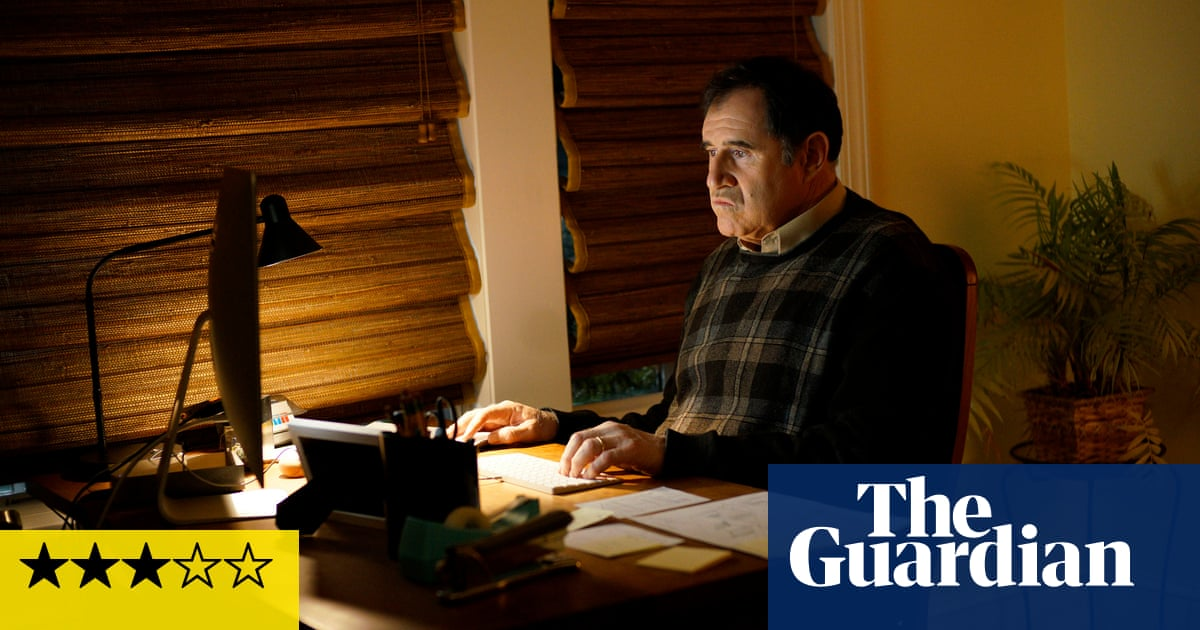 Auggie review – watchable hi-tech satire doesn't quite know what to say