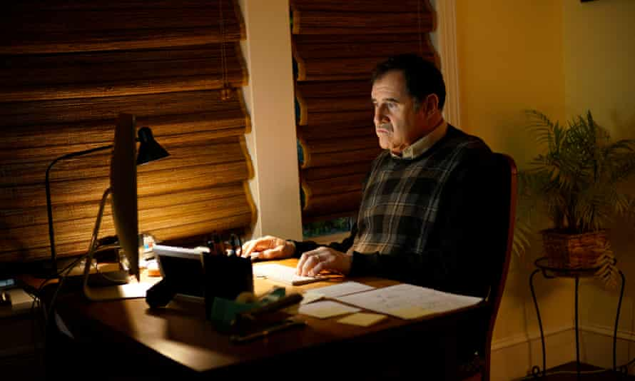Extra underpants … Richard Kind as Felix in Auggie.