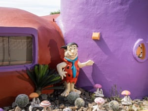 Details around the yard of the Flintstones House property in Hillsborough, CA on April 19, 2019. Photographs by Cayce Clifford