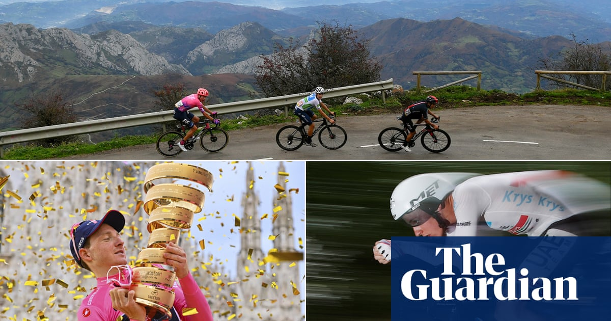 Cyclings three grand tours have been different this year – much better