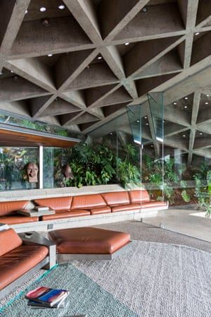 """Michael Govan, LACMA CEO called the house """"an exceptional example of domestic architecture and a tremendous legacy in our own backyard."""""""