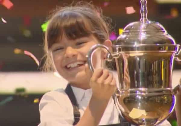 Junior Masterchef Grand Finale Recap 11 Year Old Wins 25 000 And Australia S Hearts Masterchef Australia The Guardian
