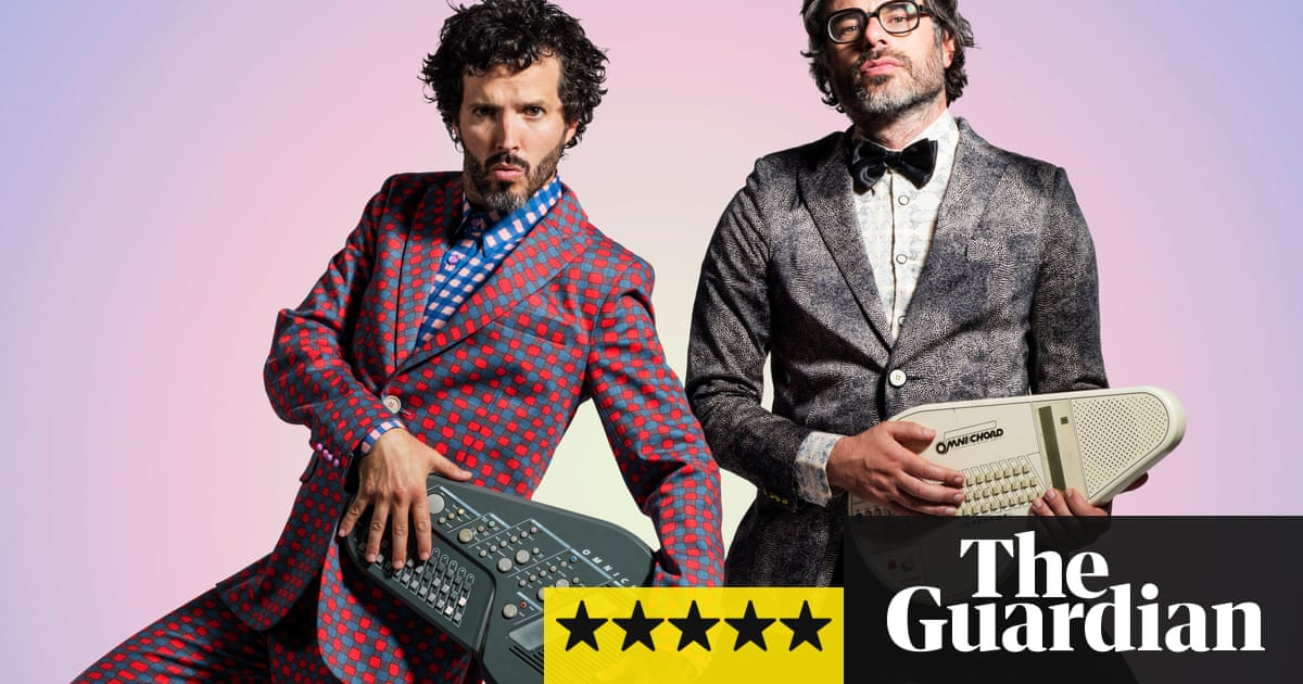 Flight Of The Conchords Review An Intense Hit Of Comic Bliss