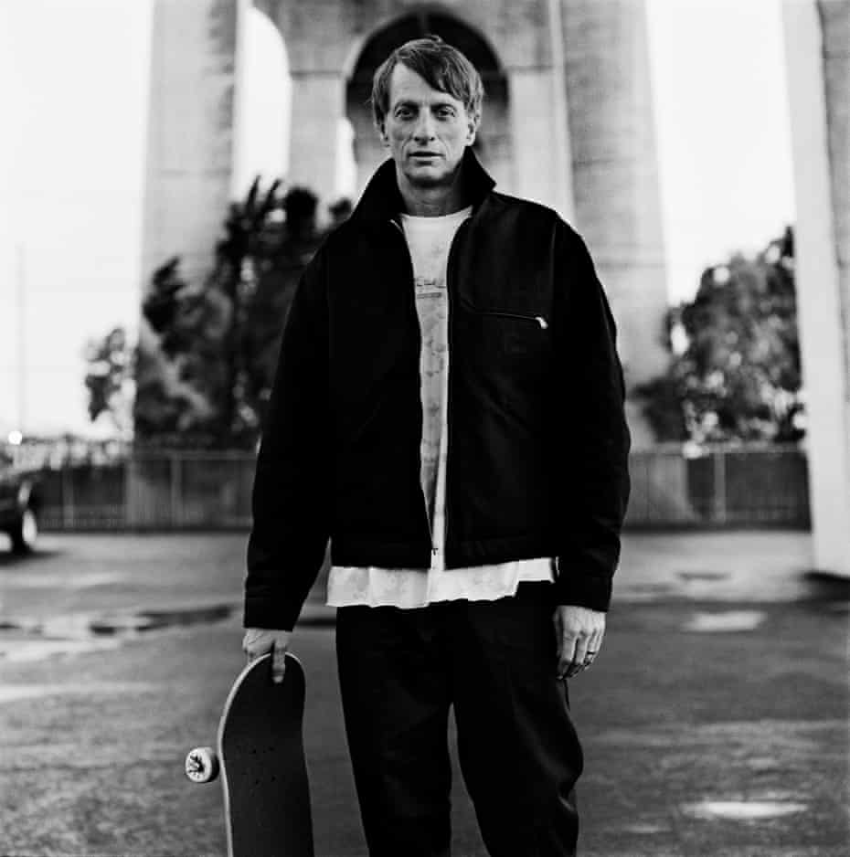 Tony Hawk: 'There's a machine that goes along with celebrity, where people just fabricate a certain persona and they put it out there and that's what you're led to believe they are.'