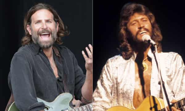 Bradley Cooper lined up to play Barry Gibb in Bee Gees biopic