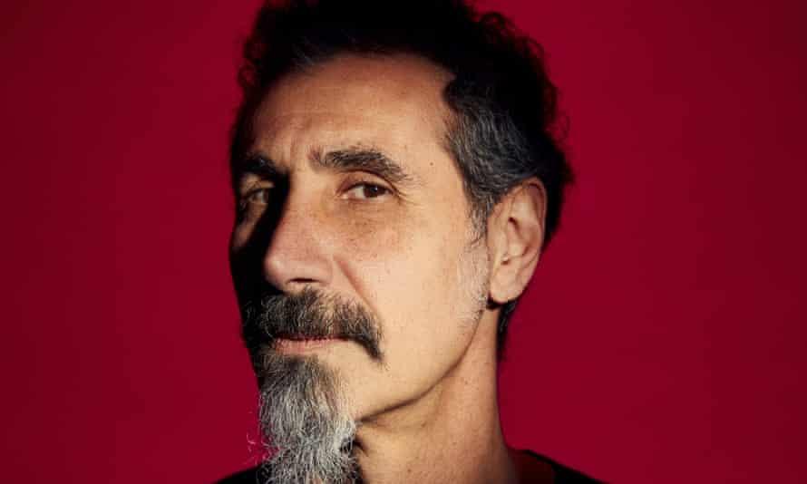 'I've had incredibly stressful times' … Serj Tankian.