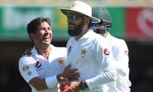 Pakistan leg-spinner Yasir Shah