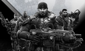 The Gears of War cover