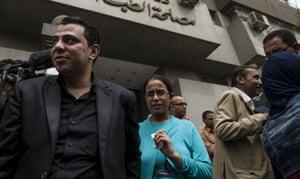 mariam malak egypt schoolgirl corruption final exams zero