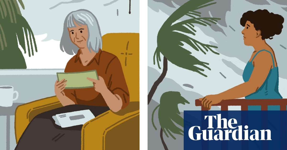 Why white people get wealthier after disasters but others suffer – an illustrated story