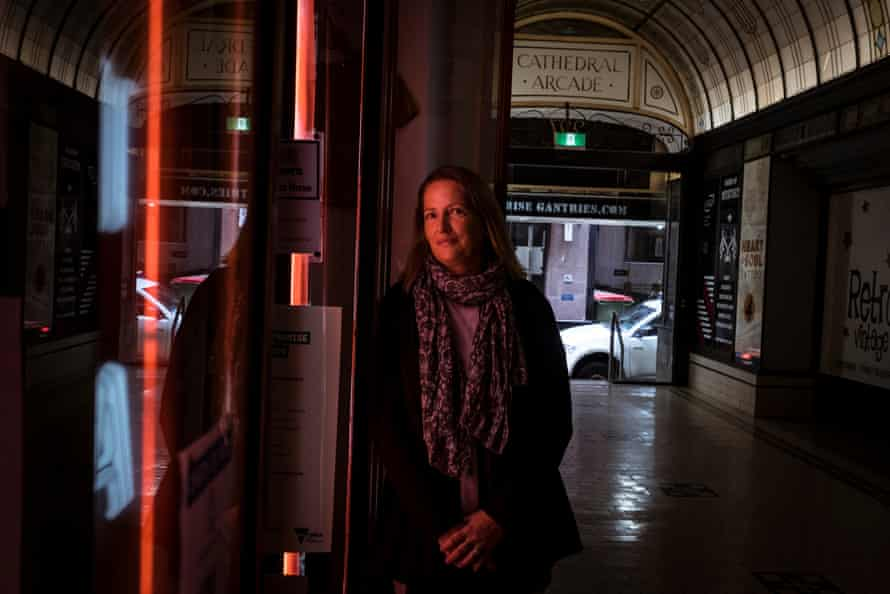 Sophie Paterson is the Greaat-grandaughter of Albert Nicholas, the original owner of the heritage listed Nicholas Building, 37 Swanston Street, Melbourne.