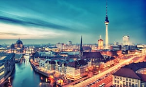 Berlin is the best city for rent.