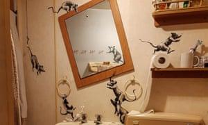 Banksy's latest artwork