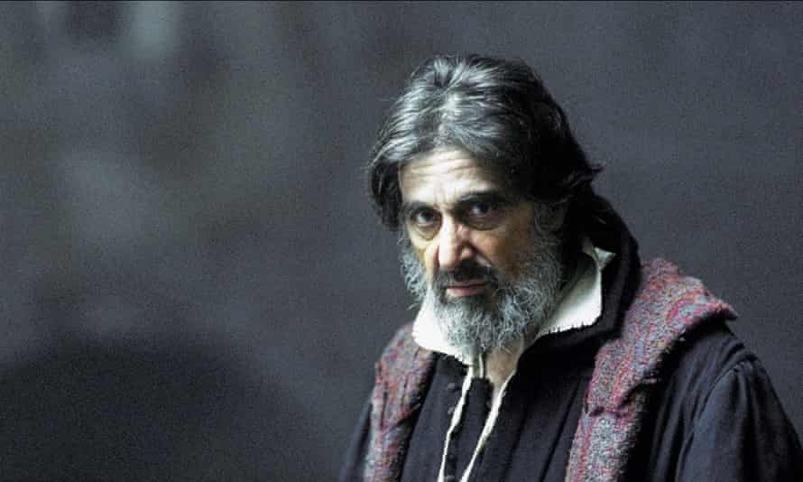 Al Pacino Shylock Merchant of Venice