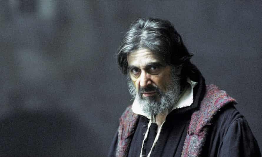 Al Pacino, Shylock, The Merchant of Venice