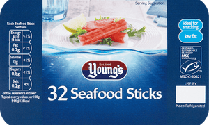 Young's Seafood Sticks