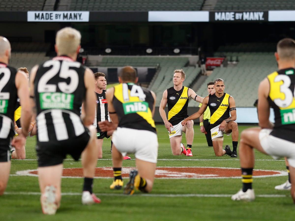AFL 2020 season restart: Collingwood v ...