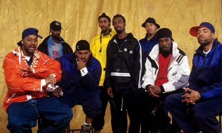 Wu-Tang Clan in 1997.