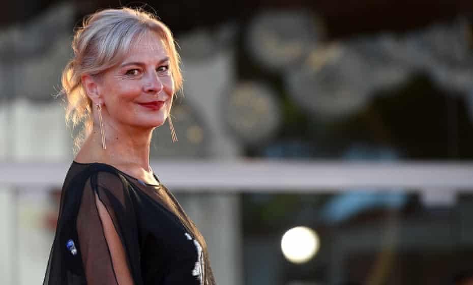 Serbian actor Jasna Đuričić