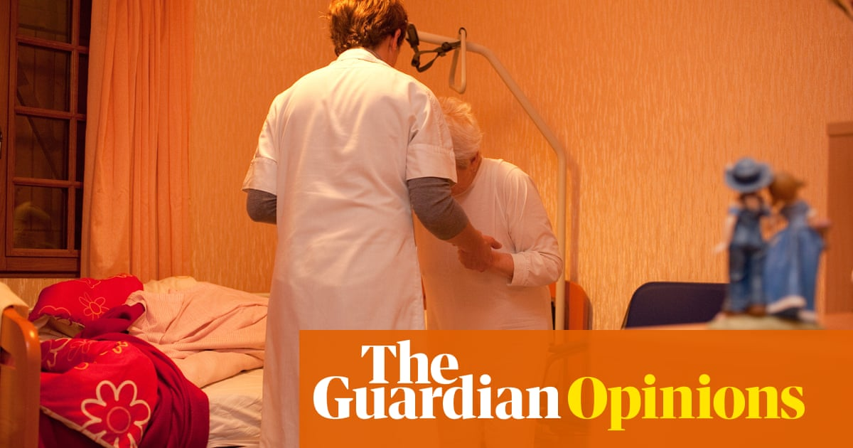 All the horror stories I came across as a care worker were about
