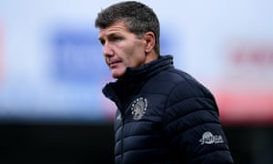 Exeter's Rob Baxter believes the Premiership should adopt the Top 14 policy of a game being called off after a set number of positive tests.