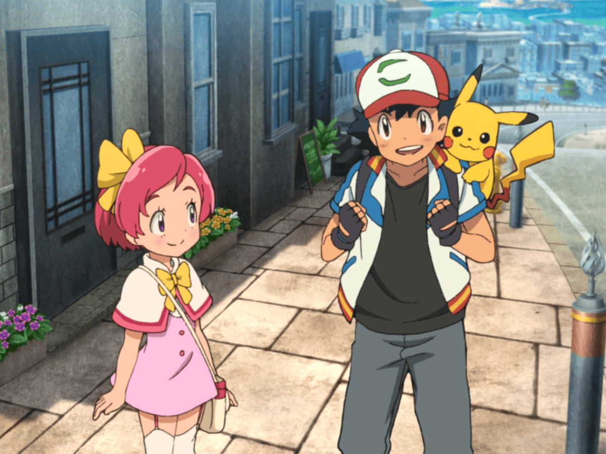 Pokemon The Movie The Power Of Us Review Dud Animation Lost In Promo Fog Animation In Film The Guardian