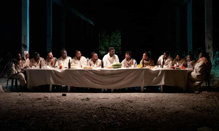 The New Gospel, directed by Milo Rau