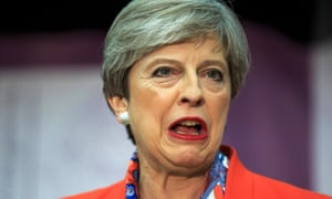 It's the way she tells them: Theresa May is officially the funniest person in politics – at the moment.
