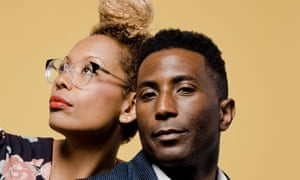 Jenna Wortham and Wesley Morris of Still Processing podcast.