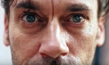 Jon Hamm as Matt Trent in Black Mirror.