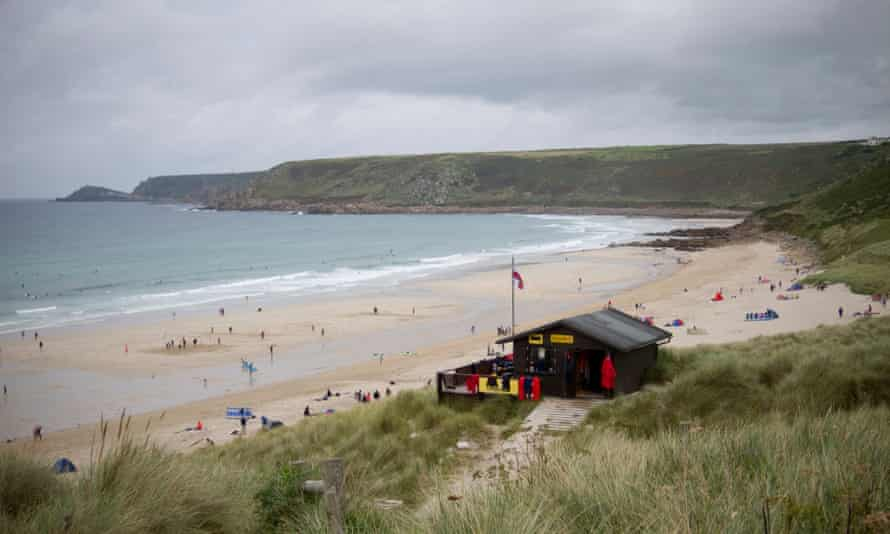 'The most consistent beach breaks in Cornwall'