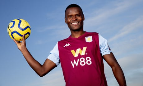 Aston Villa set to play £8.5m signing Mbwana Samatta against Leicester