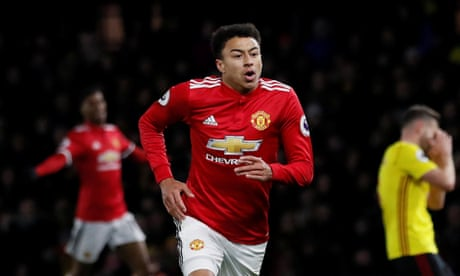 Jesse Lingard: is Manchester United's enigma finally evolving into a star? | Jamie Jackson